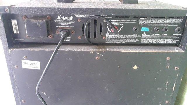 Amplificador de Guitarra Marshall MG 50 DFX - Foto 4