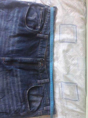 Calvin Klein Jeans Plus size 48 Masculina lindíssima. - Foto 2