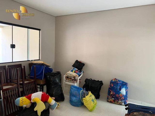 Casa com 4 dormitórios à venda por R$ 570.000,00 - Jardim Aeroporto - Várzea Grande/MT - Foto 8