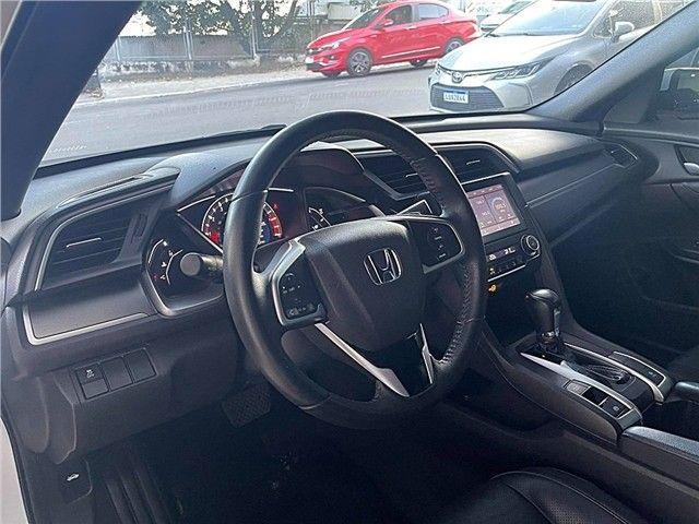Honda Civic 2019 2.0 16v flexone ex 4p cvt - Foto 10
