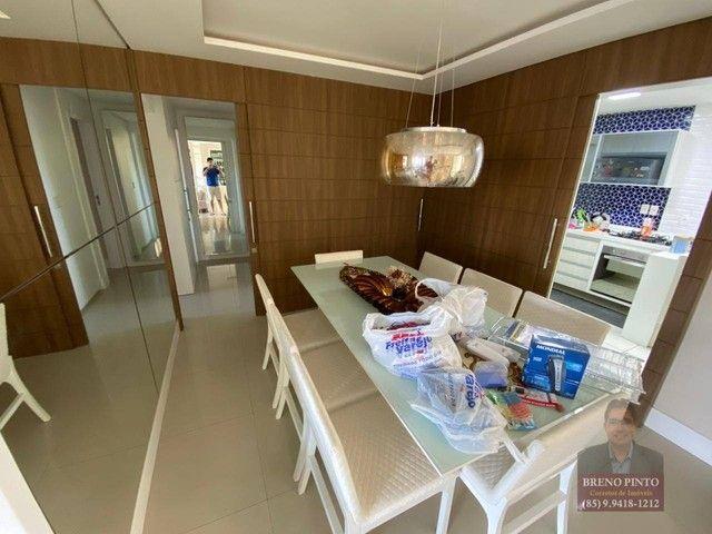 Apartamento no Espaço Catalunya com 3 dormitórios à venda, 105 m² por R$ 675.000 - Varjota - Foto 6