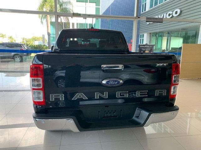 Ranger XLT Turbo Diesel 4x4 AT Modelo 2022! - Foto 20