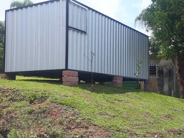 Container 6m pronta entrega, compre o seu.. - Foto 4
