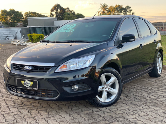 Ford / Focus Hatch 2.0 Aut Ano/2009