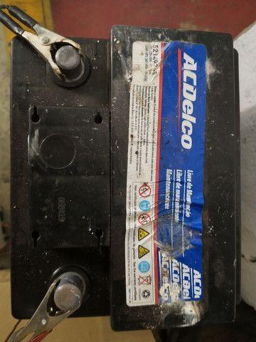 Bateria 50 amperes AcDelco original GM