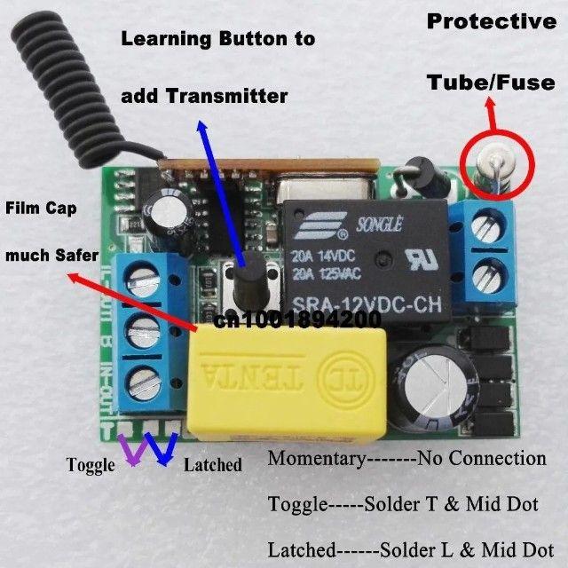 Interruptor Parede Duplo Lampada Relé Wifi Controle Remoto - Foto 6
