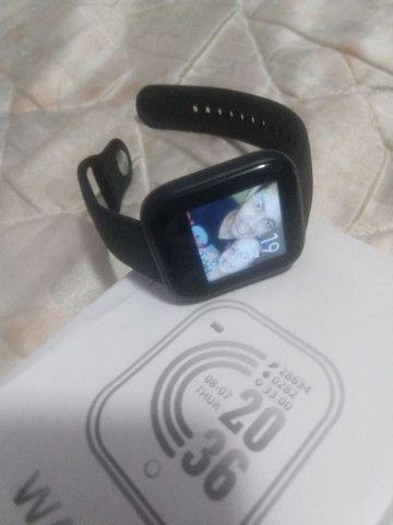 Relógio inteligente prova dágua