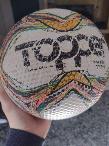 Bola de Futsal Topper Samba TD1  - Foto 3