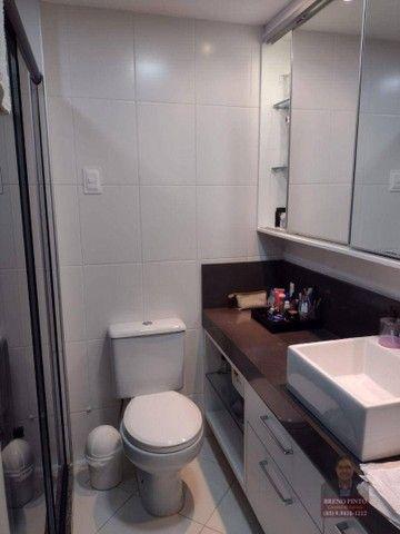 Apartamento no Mareés Residence Meireles com 2 dormitórios à venda, 73 m² por R$ 650.000 - - Foto 2