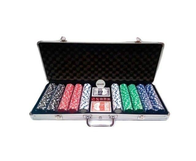 Jogo de Poker - Foto 3