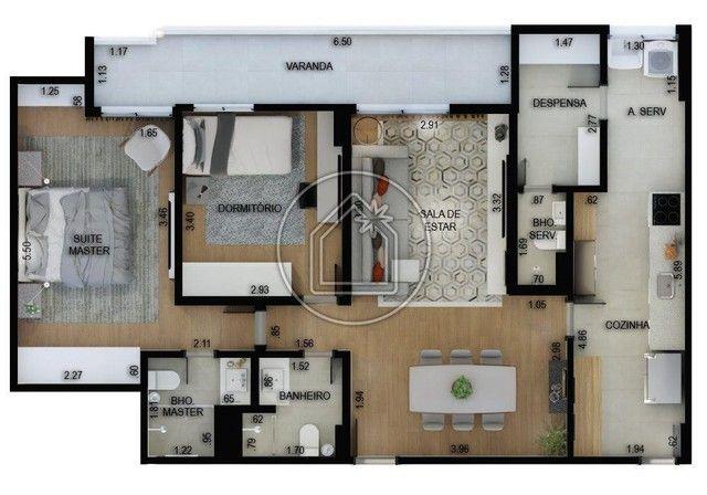 Apartamento à venda com 2 dormitórios em Lagoa, Rio de janeiro cod:900742 - Foto 8