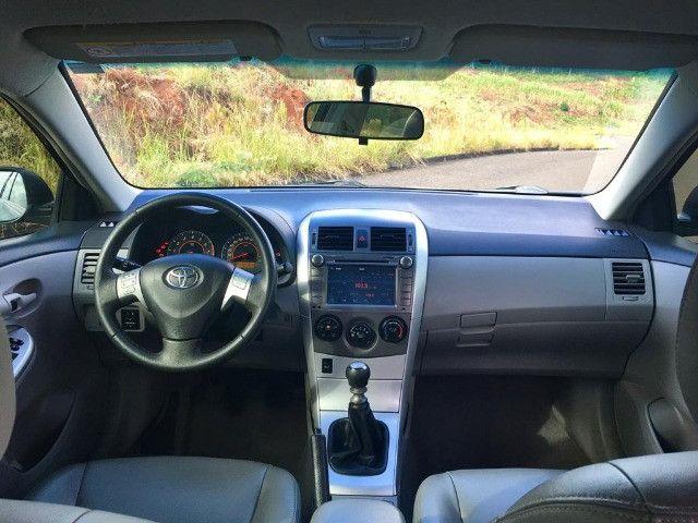 Corolla GLi 1.8 Flex 16V Mec 2014 - Foto 9