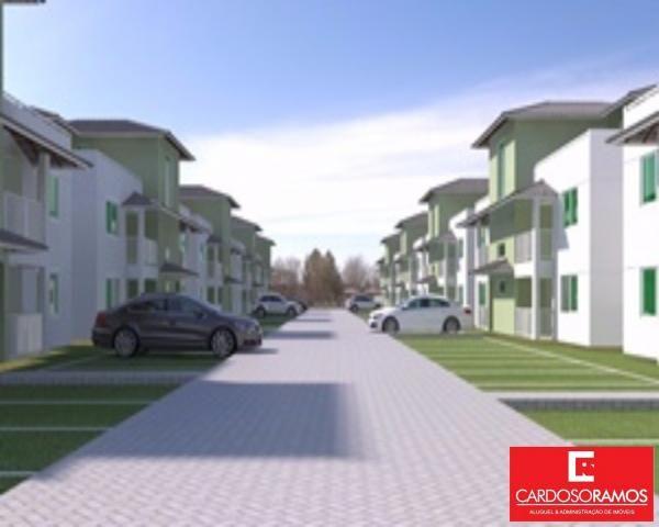 Apartamento à venda com 2 dormitórios em Buraquinho, Lauro de freitas cod:AP07819