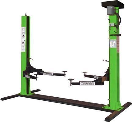 Elevador 2500 kg 220V trifásico lubrificação a óleo (novo)