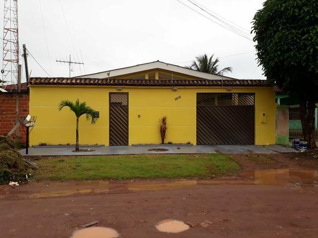 Alugo Casa no Jardim II