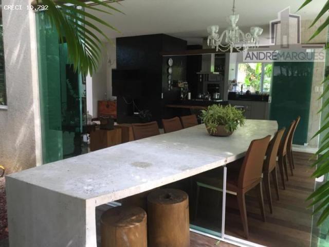 Casa em condomínio para venda em salvador, alphaville i, 4 dormitórios, 4 suítes, 2 banhei - Foto 12