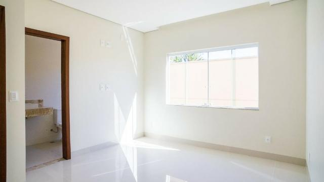 Casa Nova Top de linha 3 Quartos 3 Suítes Aceita Financiamiento e Fgts Alto da Boa Vista - Foto 2