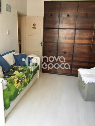 Apartamento à venda com 3 dormitórios em Rio comprido, Rio de janeiro cod:AP3AP30058