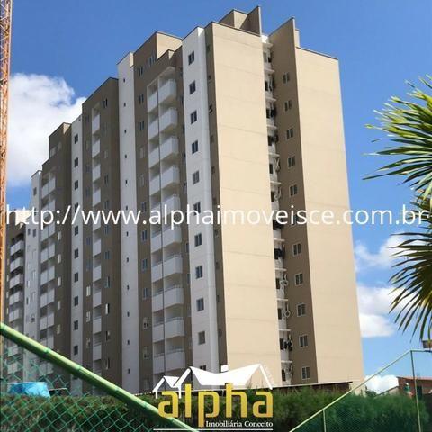 Apartamento Alto Padrão - Cambeba Hà 500 metros da Washington Soares - Entrada Facilitada - Foto 2