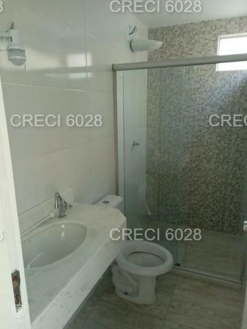 Apartamento Mobiliado 2 Quartos para Aluguel no Costa Azul - Foto 4