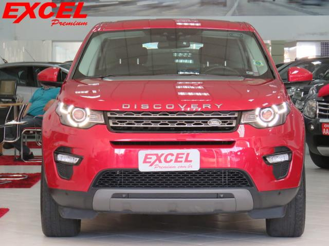 LAND ROVER DISCOVERY SPORT TD4 SE 2016 - Foto 2