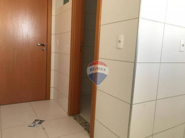 Apartamento residencial à venda, Duque de Caxias I, Cuiabá. - Foto 7