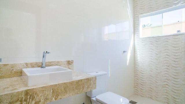 Casa Nova Top de linha 3 Quartos 3 Suítes Aceita Financiamiento e Fgts Alto da Boa Vista - Foto 3