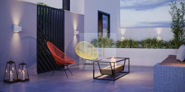 Apartamento com 2 dormitórios à venda, 93 m²- boa vista - curitiba/pr - Foto 5