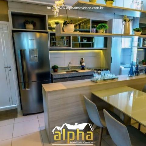 Apartamento Alto Padrão - Cambeba Hà 500 metros da Washington Soares - Entrada Facilitada - Foto 10