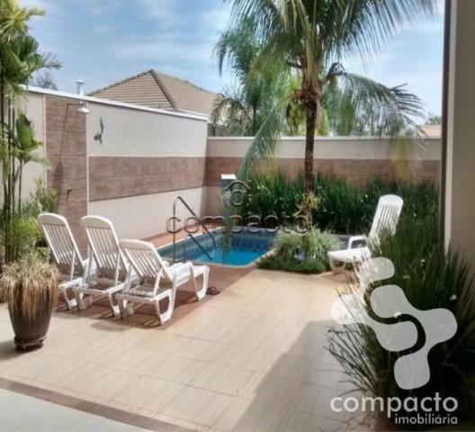 Casa de condomínio à venda com 4 dormitórios em Res thermas park, Olimpia cod:V1893 - Foto 2