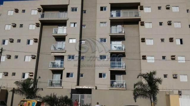 Apartamento à venda com 2 dormitórios em Vila industrial, Jaboticabal cod:V3625
