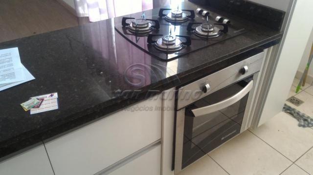 Apartamento à venda com 2 dormitórios em Vila industrial, Jaboticabal cod:V3625 - Foto 5