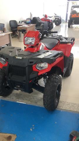 Oferta! Quadriciclo Polaris Sportsman 570 0km - valor à vista em 10x s/ juros