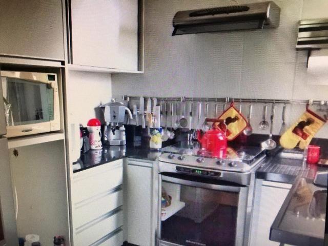 Apartamento 4 quartos revertido em 3, armários, elevador, 2 vagas, lazer e ótima localizaç - Foto 9