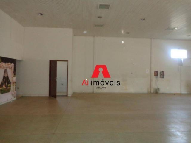 Galpão para alugar, 686 m² por r$ 12.000/mês - vila do dner - rio branco/ac - Foto 13