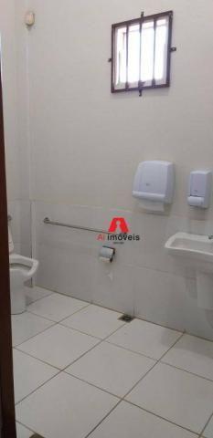 Galpão para alugar, 686 m² por r$ 12.000/mês - vila do dner - rio branco/ac - Foto 3