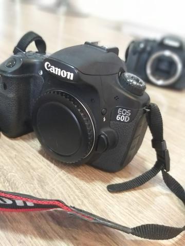 Câmera Canon EOS 60D - corpo