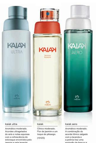 Perfume natura Kaiak feminino 100ml
