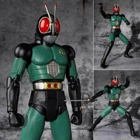 Kamen Rider Black e RX - Shfiguarts - Foto 4