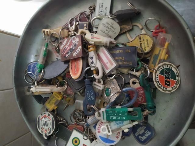 Vendo vários chaveiros antingos - Foto 2