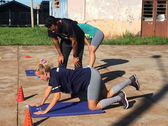 Treinamento Funcional Esportes E Ginástica Centro Campo