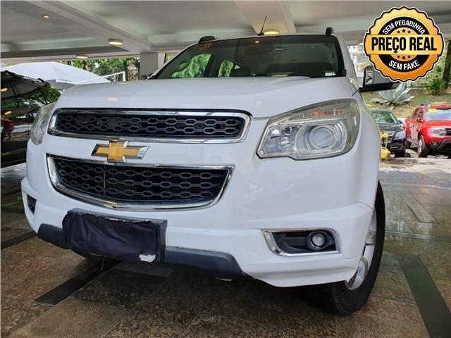 Chevrolet Trailblazer 3.6 ltz 4x4 v6 gasolina 4p automático
