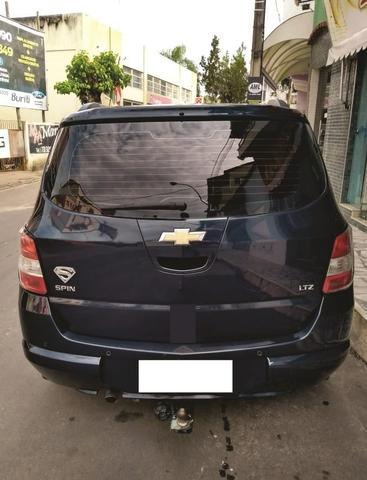 Chevrolet Spin LTZ 1.8 2017 - Foto 12