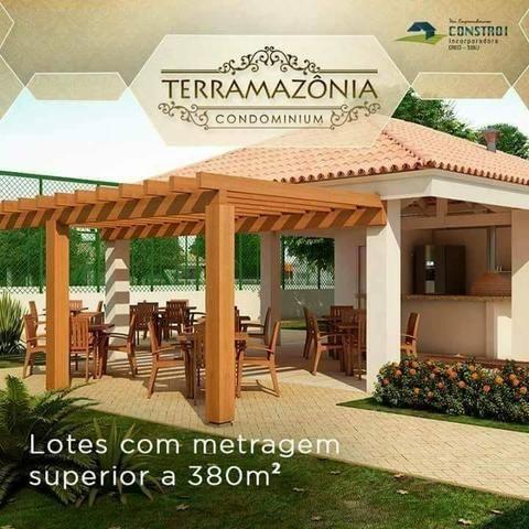 Condomínio Terramazônia lote 396m2 - Foto 3