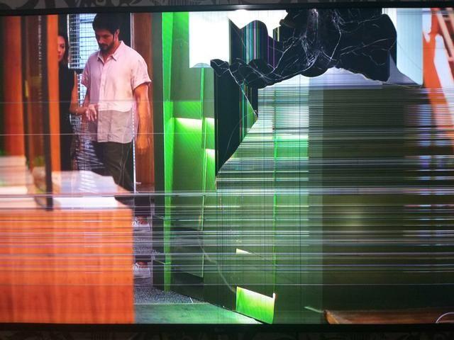 Smart Tv 55 polegadas pra retirada de peças - Foto 3