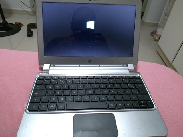 Vendo / Troco Netbook HP