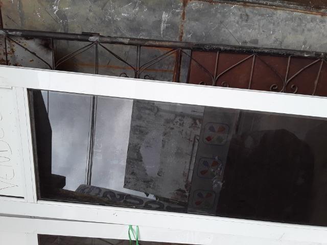 Portas de Vidro com Alumínio