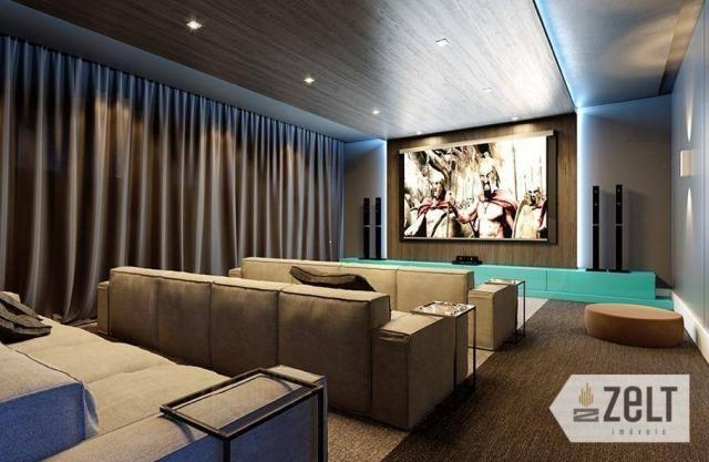 Apartamento com 3 dormitórios à venda, 139 m² por R$ 1.700.000,00 - Centro - Balneário Cam - Foto 5