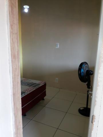 Casa nova, espaçosa com area de churrasqueira, 2quartos, 2 banheiros, lote de 400metros - Foto 11