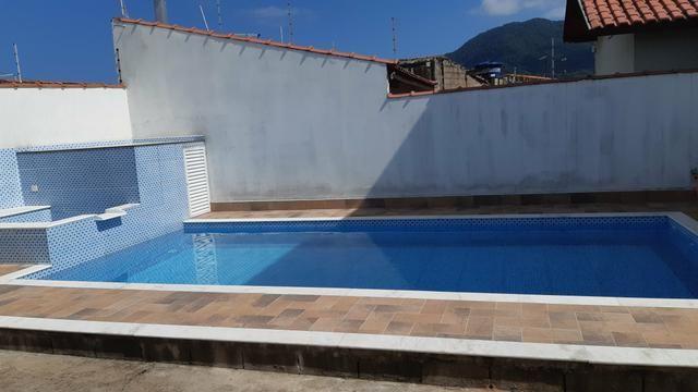 Sobrado para temporada com piscina em Peruíbe disponível para o Ano Novo Natal e Carnaval - Foto 11